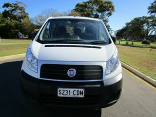 2014 Fiat Scudo MY13 LWB White 6 Speed Manual Van.