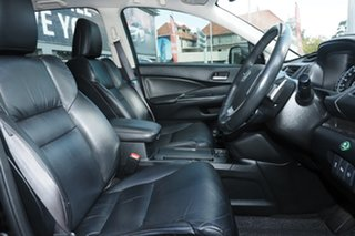 2014 Honda CR-V RM MY15 VTi-L 4WD Black 5 Speed Sports Automatic Wagon
