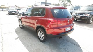 2013 Volkswagen Tiguan 5N MY14 118TSI DSG 2WD Red 6 Speed Sports Automatic Dual Clutch Wagon