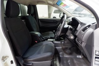 2014 Isuzu D-MAX MY14 SX 4x2 White 5 Speed Manual Cab Chassis