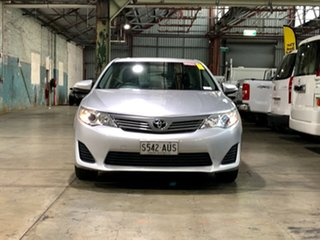 2012 Toyota Camry ASV50R Altise Silver 6 Speed Sports Automatic Sedan.