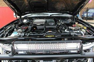 2009 Nissan Patrol GU VI ST (4x4) Black 5 Speed Manual Wagon