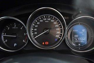 2012 Mazda CX-5 KE1021 Grand Touring SKYACTIV-Drive AWD Grey 6 Speed Sports Automatic Wagon