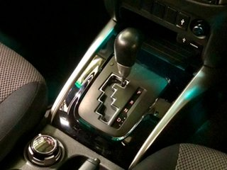 2018 Mitsubishi Triton MQ MY18 GLS Double Cab Black 5 Speed Sports Automatic Utility