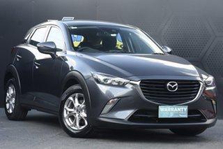 2017 Mazda CX-3 DK2W7A Maxx Grey 6 Speed Sports Automatic Wagon.