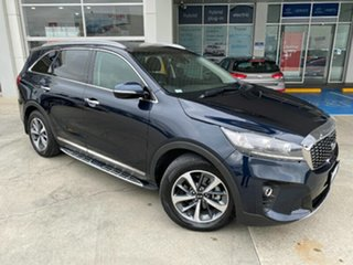 2017 Kia Sorento UM MY18 SLi Blue 8 Speed Sports Automatic Wagon.