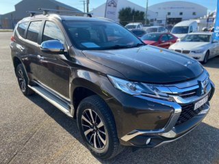 2015 Mitsubishi Pajero Sport QE MY16 Exceed Bronze 8 Speed Sports Automatic Wagon.
