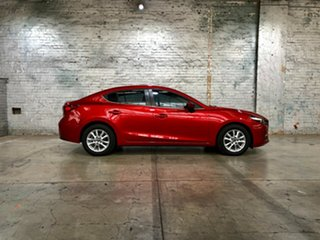 2016 Mazda 3 BM5278 Maxx SKYACTIV-Drive Red 6 Speed Sports Automatic Sedan