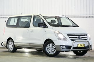2016 Hyundai iMAX TQ3-W Series II MY16 White 4 Speed Automatic Wagon.