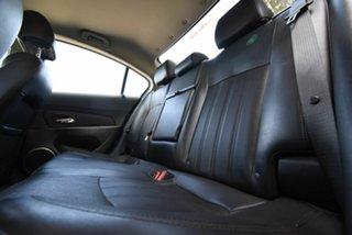 2012 Holden Cruze JH Series II MY12 CDX Red 6 Speed Sports Automatic Sedan