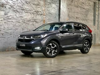 2019 Honda CR-V RW MY19 VTi-LX 4WD Grey 1 Speed Constant Variable Wagon.