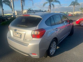 2016 Subaru Impreza MY17 2.0I (AWD) Silver Continuous Variable Hatchback