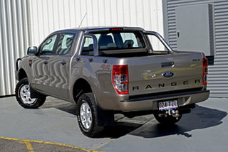 2014 Ford Ranger PX XLS Double Cab Gold 6 Speed Sports Automatic Utility.
