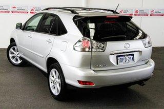 2007 Lexus RX350 GSU35R 06 Upgrade Sports Luxury Silver Metallic 5 Speed Sequential Auto Wagon