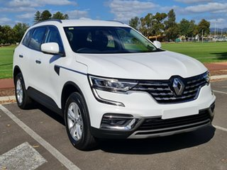 2021 Renault Koleos HZG MY21 Life X-tronic Universal White 1 Speed Constant Variable Wagon.