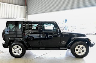 2015 Jeep Wrangler JK MY2015 Unlimited Overland Black 5 Speed Automatic Hardtop