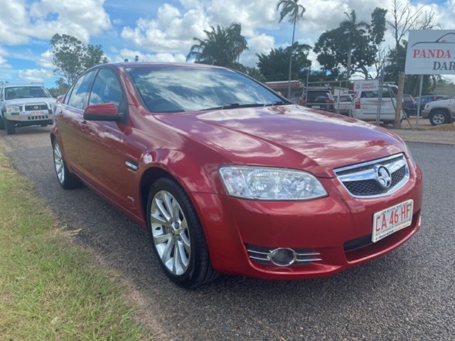 Used Holden Commodore VE II MY12 Equipe Pinelands, 2012 Holden Commodore VE II MY12 Equipe Red 6 Speed Sports Automatic Sedan