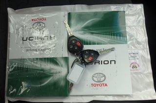 2012 Toyota Aurion GSV50R Touring Silver 6 Speed Sports Automatic Sedan