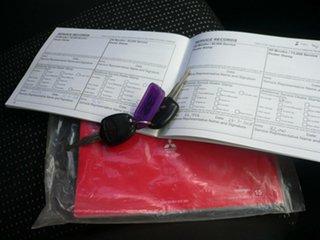 2015 Mitsubishi Triton MN MY15 GLX-R Double Cab Grey & Black 5 Speed Manual Utility