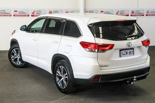 2019 Toyota Kluger GSU50R GX 2WD Crystal Pearl 8 Speed Sports Automatic Wagon