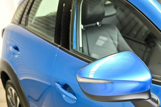 2018 Mazda CX-3 DK2W7A Akari SKYACTIV-Drive Blue 6 Speed Sports Automatic Wagon.