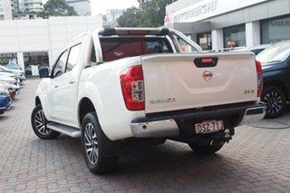 2018 Nissan Navara D23 S3 ST-X White 7 Speed Sports Automatic Utility.