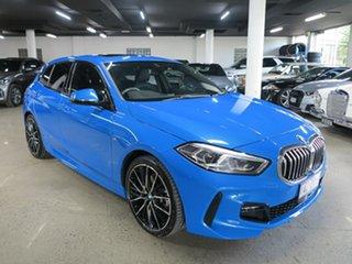2019 BMW 1 Series F40 118i DCT Steptronic M Sport Misanoblue 7 Speed Sports Automatic Dual Clutch.
