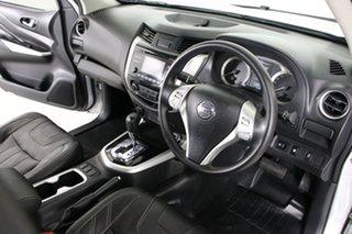 2017 Nissan Navara D23 Series II SL (4x4) Silver 7 Speed Automatic Dual Cab Utility