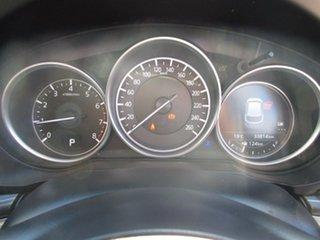 2018 Mazda CX-5 KF4WLA Akera SKYACTIV-Drive i-ACTIV AWD Grey 6 Speed Sports Automatic Wagon