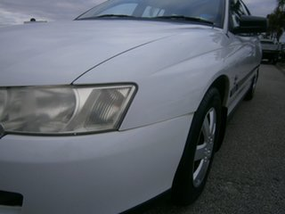 2003 Holden Commodore VY Executive White 4 Speed Automatic Wagon