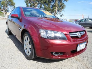 2009 Holden Berlina VE MY09.5 Red 4 Speed Automatic Sedan