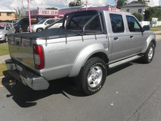 2012 Nissan Navara ST-R Silver 5 Speed Manual Dual Cab