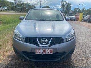 2013 Nissan Dualis J10W Series 4 MY13 ST Hatch 2WD Abarth Grey 6 Speed Manual Hatchback