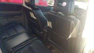 2004 Nissan X-Trail T30 TI-L (Sunroof) (4x4) Pearl White 4 Speed Automatic Wagon