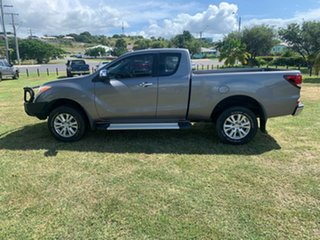 2012 Mazda BT-50 XTR Grey 6 Speed Manual Crewcab