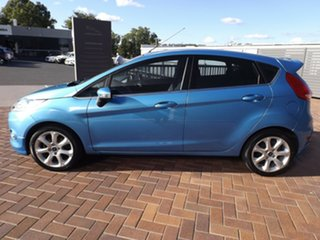 2009 Ford Fiesta WS Zetec Blue 5 Speed Manual Hatchback