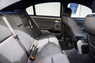 2010 Holden Commodore VE II SS Blue 6 Speed Manual Sedan