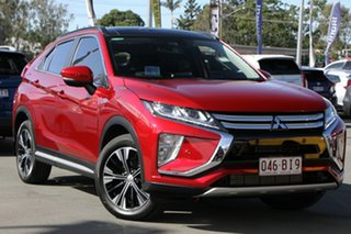 2018 Mitsubishi Eclipse Cross YA MY19 Exceed 2WD Maroon 8 Speed Constant Variable Wagon.