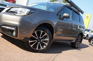 2017 Subaru Forester MY18 2.5I-S Bronze Continuous Variable Wagon.
