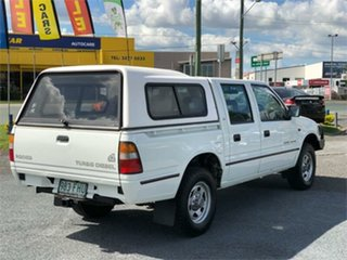 2007 Holden Rodeo RA DX White 5 Speed Manual Cab Chassis