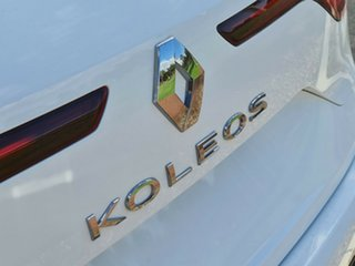2021 Renault Koleos HZG MY21 Life X-tronic White 1 Speed Constant Variable Wagon