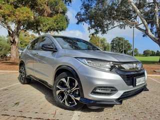 2018 Honda HR-V MY18 RS Silver 1 Speed Constant Variable Hatchback.