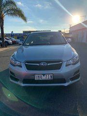 2016 Subaru Impreza MY17 2.0I (AWD) Silver Continuous Variable Hatchback.
