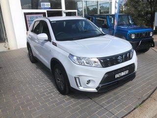 2021 Suzuki Vitara LY Series II 2WD White 6 Speed Sports Automatic Wagon.