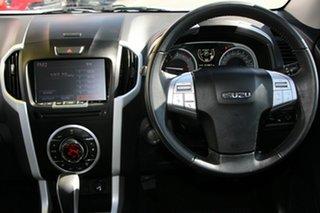 2016 Isuzu MU-X MY16.5 LS-T Rev-Tronic 4x2 White 6 Speed Sports Automatic Wagon