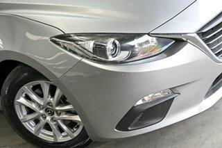 2016 Mazda 3 BM5478 Neo SKYACTIV-Drive Silver 6 Speed Sports Automatic Hatchback.