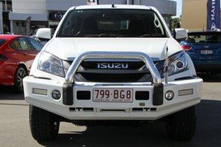 2016 Isuzu MU-X MY15.5 LS-M Rev-Tronic White 5 Speed Sports Automatic Wagon