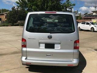 2008 Volkswagen Multivan T5 Comfortline Silver 6 Speed Sports Automatic Wagon