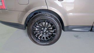 2010 Land Rover Range Rover Sport L320 11MY TDV6 Luxury Bronze 6 Speed Sports Automatic Wagon