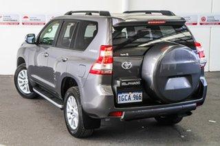 2016 Toyota Landcruiser Prado GDJ150R MY16 VX (4x4) Graphite 6 Speed Automatic Wagon.